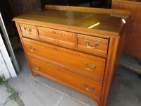 THREE DRAWER LOBOY FROM 1930'S