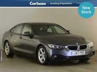2017 BMW 4 Series 420d [190] SE 5dr Auto [Business Media] COUPE Diesel Automatic