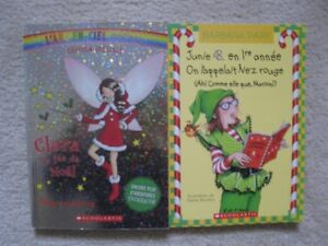 Girl's French Chapter Books