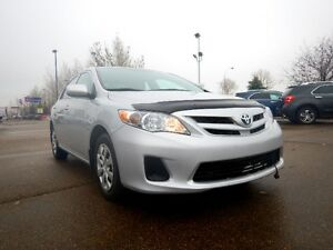 2013 Toyota Corolla CE Sedan in Edmonton