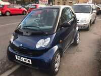 Smart ForTwo 0.7 PURE - 2003 53-REG - ONLY 24000 MILES