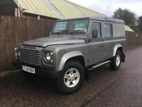 Land Rover Defender 110 Utility Xs 2.4TDi..2 OWNERS..FULL HISTORY.