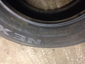 Nexan Euro-Win Snow Tires 205/65/15 ONLY $200 for all 4! Kitchener / Waterloo Kitchener Area image 3