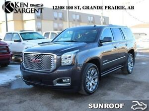 2015 GMC Yukon Denali   - Certified - Touring Package -  Sunroof