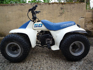 Looking To Buy: 50CC Quad or Dirtbike