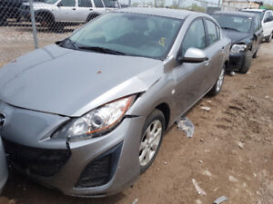 2010 MAZDA 3. JUST IN FOR PARTS AT PIC N SAVE! WELLAND