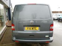2011 Volkswagen TRANSPORTER T5 T28 140PS SWB TDI VAN *F/S/H* Manual Medium Van