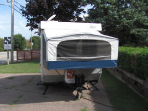 F/S 2007 Jayco tent trailer