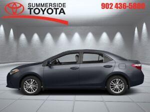 2014 Toyota Corolla S  -  Heated Seats -  Bluetooth - $35.80 /Wk