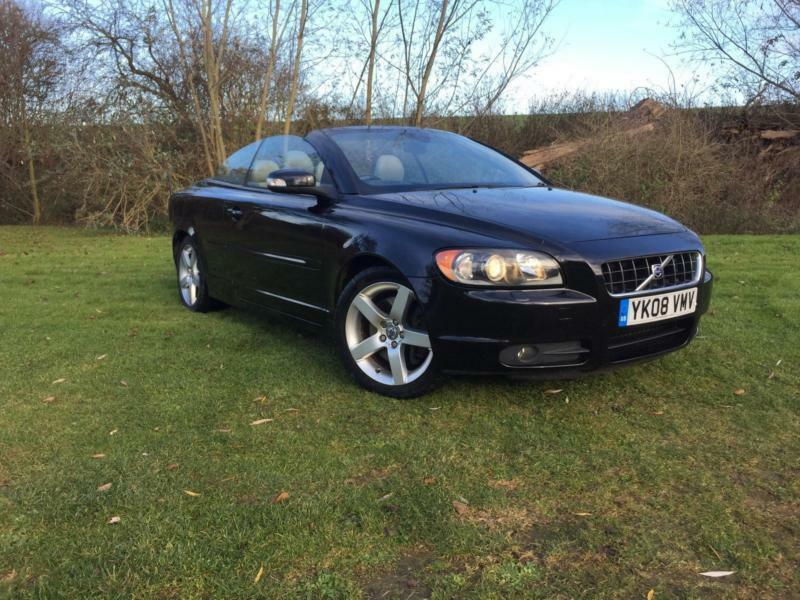 volvo c70 20 2008 sport sorry now sold but please ask as