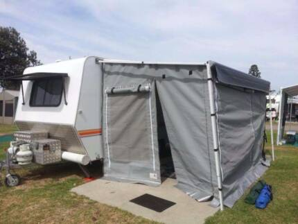 WINDSOR CARAVAN (all fitted out with accessories) Edgeworth Lake Macquarie Area Preview