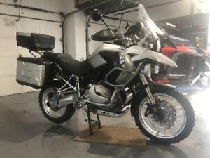 2008 BMW R1200GS $10,700
