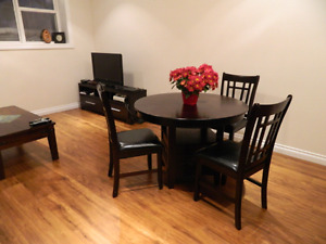 $1800 3 Bed Furnished Utilities Included