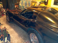 TRADE FOR SAIL or MOTOR ---1979 L82 Corvette with 4 speed Manual