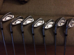 LH ping i25 irons 4-PW