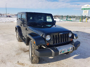2012 Jeep Wrangler Sahara Coupe (2 door)