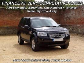 Land Rover Freelander 2 2.2 BLACK