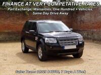 Land Rover Freelander 2 2.2 BLACK