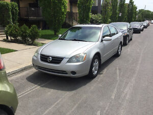 2003 Nissan Altima SL Berline