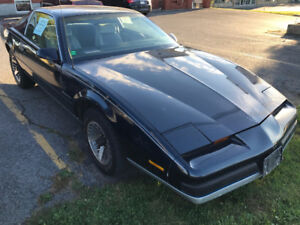 1986 Pontiac Firebird - Sale or Trade for ATV