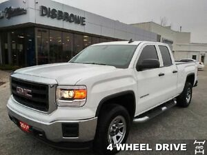 2015 GMC Sierra 1500   Low Mileage, 4x4, Local Trade