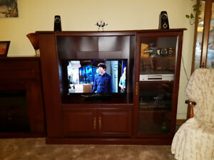 TV Entertainment Center HALF PRICE