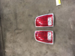 Ram LED taillights