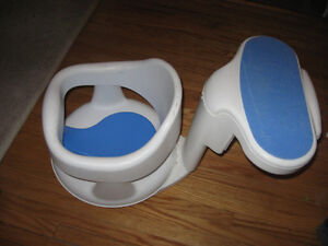 Baby and adult bath seat
