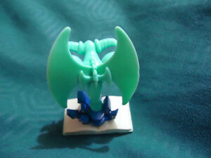 Yu-Gi-Oh! Toon Summoned Skull Mattel Mini Game Action Figure Kingston Kingston Area image 5