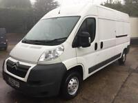 Citroen Relay 2.2HDi ( 130 ) 35 L3H2 ONLY 63,000 MILES