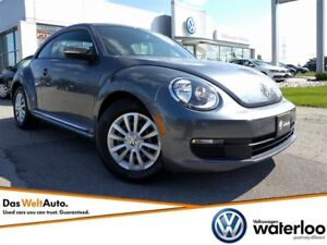 2015 Volkswagen Beetle Trendline 1.8T 6sp at w/ Tip