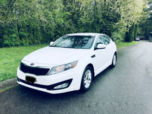 Kia Optima LX 2013 low mileage