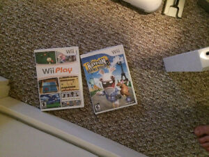Wii and wii fit with remotes