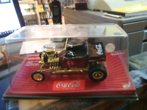 Coca-Cola Brand 1923 Ford T-Bucket Model Car
