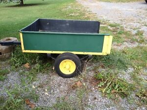 Utility trailer for Lawn tractor or ATV