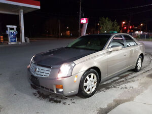 2007 Cadillac CTS Certified
