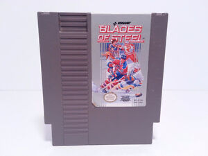 Blades of Steel NES and NHL 06 Playstation 2