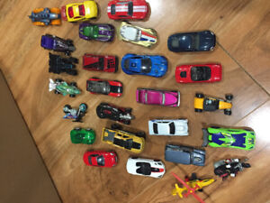 Hot wheels 25cars