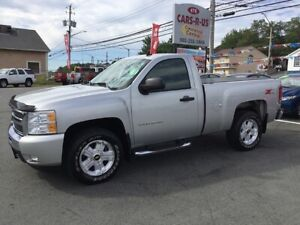 2010 Chevrolet Silverado 1500 4x4 LT 2dr Regular Cab 6.5 ft. SB
