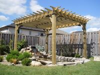 Sun-Shade Kings - Pergola and Overhead Structure Specialist!
