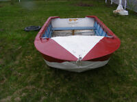 stainless steel boat