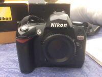 Nikon D70 digital SLR