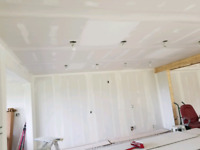 Drywall Installation and finishing  $1 /sq ft