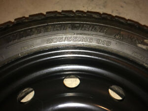 Firestone Winterforce 205 55 R16
