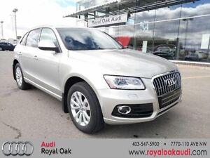 2013 Audi Q5 2.0T Prem Plus Tip qtro   - Certified