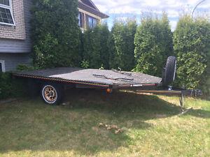 Trail tech Skidoo/utility trailer