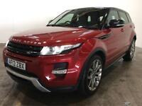 2013 Land Rover Range Rover Evoque 2.2SD4 auto Dynamic+NO DEPOSIT FINANCE