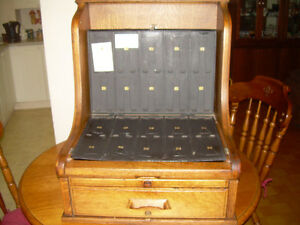 Antique Cash Drawer