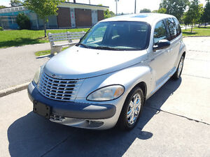 2002 Chrysler PT Cruiser Limited Edition Hatchback