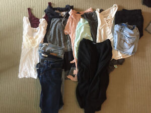 Women's clothes (must take all)